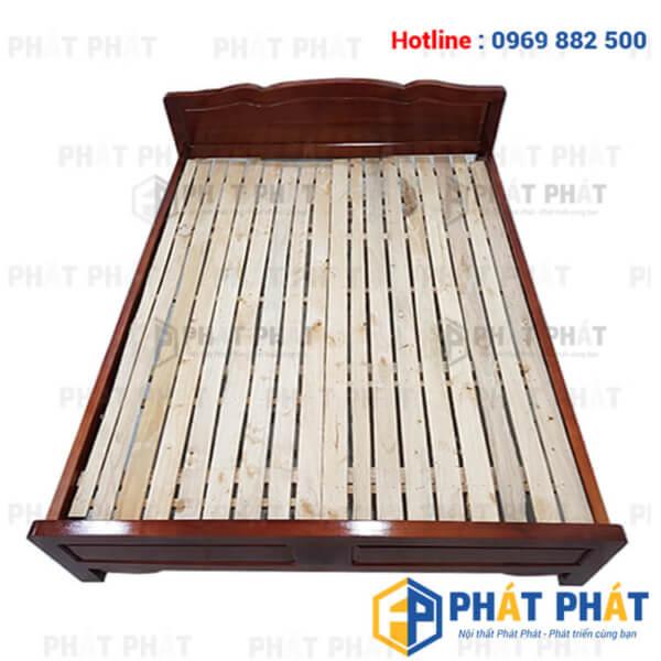 Sử dụng giường gỗ keo có bền với thời gian - 1